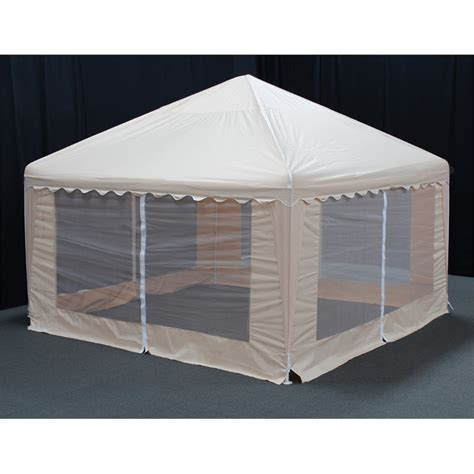 gazebo for cing king canopy 13 x 13 garden backyard gazebo in