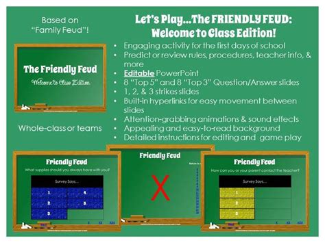 1000 Ideas About Family Feud Game Questions On Pinterest Family Feud Game Youth Group Games Family Feud Classroom