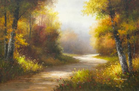 Nature Paintings by The Hd Paintings Wallpapers From