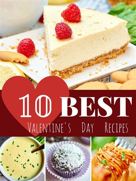 valentines recipes best s day recipes show me the