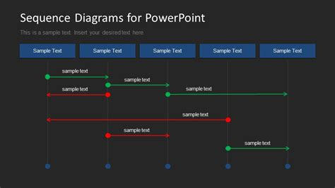 Sequence Diagram Powerpoint Template sequence diagrams for powerpoint slidemodel
