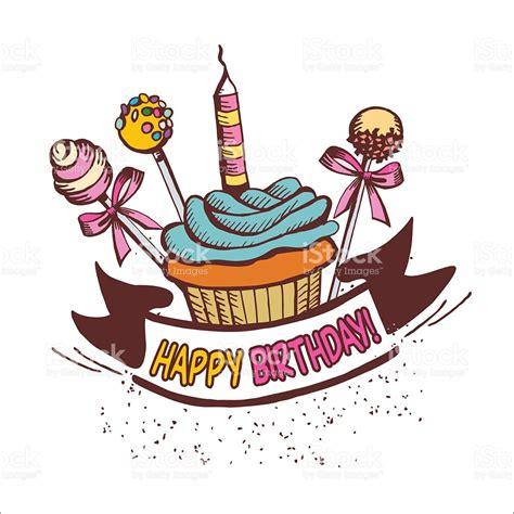 imagenes vintage happy birthday feliz cumplea 241 os vintage tarjeta de felicitaci 243 n