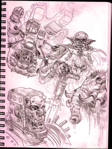 9 x 12 sketchbook 9 quot x 12 quot sketchbook page by mikefaille on deviantart