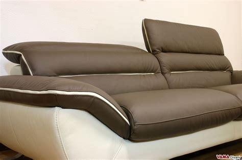divano moderno in pelle divano moderno bianco in pelle con piedini in acciaio