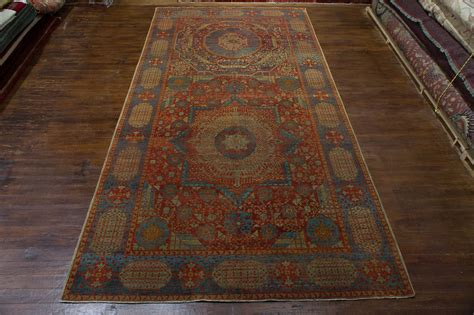 Rugs For Sale by Knotted Mamluk Rug From India For Sale Olney Rugs