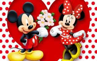 pics photos micky und minnie mouse love