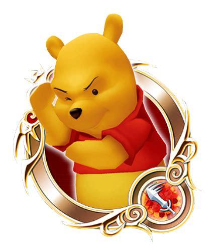 Serutanrautan Winnie The Pooh 2 In 1 winnie the pooh a kingdom hearts unchained wiki