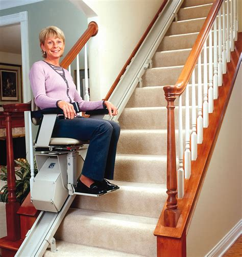 Are Chair Lifts Safe by Bruno S Electra Ride Ii Rail Stairlift Combines