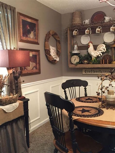 french country farmhouse decor dining