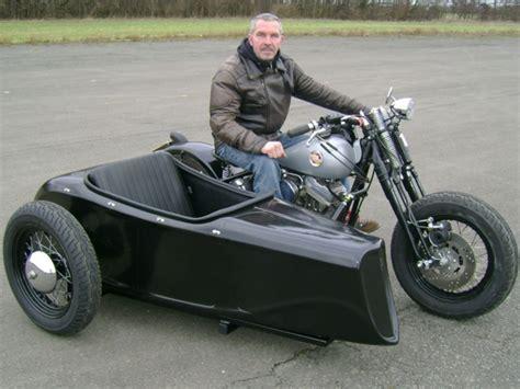 Ural Motorrad Bausatz by Neuer Beiwagen Motorrad Gespanne