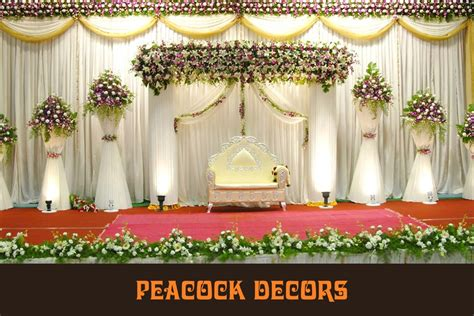 decoration images palani wedding decorators reception decorators and planners palani wedding planning and