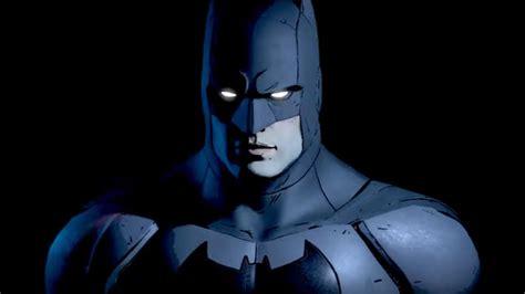 batman the new batman the telltale series trailer brings bruce wayne