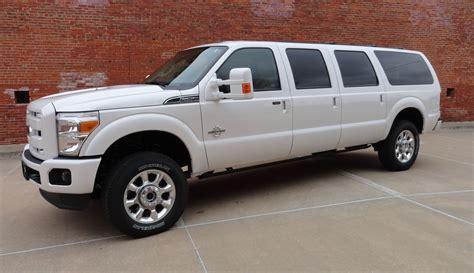 6 Door Excursion For Sale by Custom 6 Door Ford Excursion