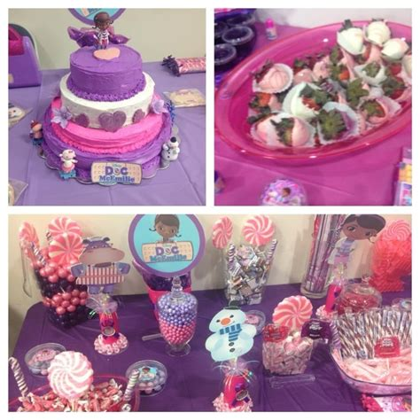 doc mcstuffins buffet doc mcstuffins buffet and souvenirs cake and much