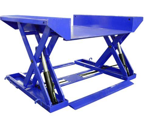low profile lift table low profile lift table optimum handling solutions