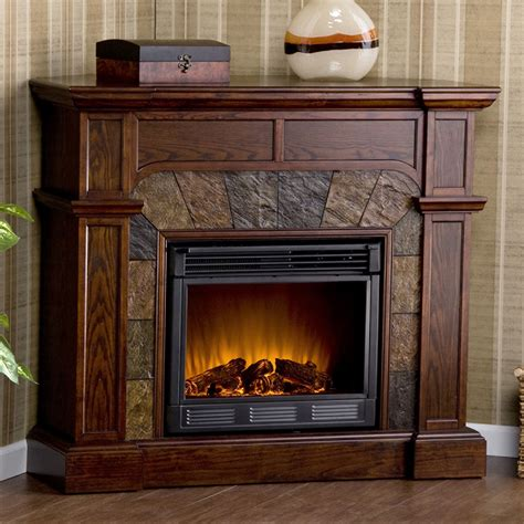 electric fireplace direct outlet cypress espresso convertible electric fireplace 37 081 023