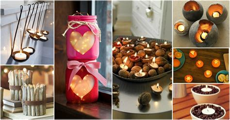 kerzenhalter ideen diy unique candle holder ideas for warm winter nights