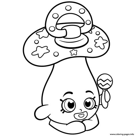 coloring pages of baby shopkins baby peacekeeper dum mee mee shopkins season 2 coloring