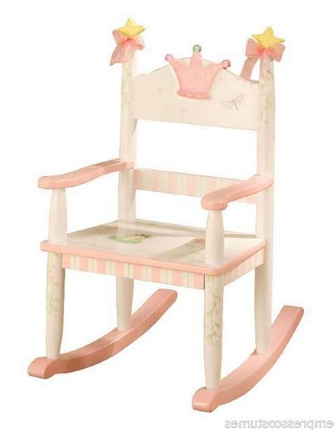 monogrammed childrens chair childrens rocking chairs personalized child 39 s