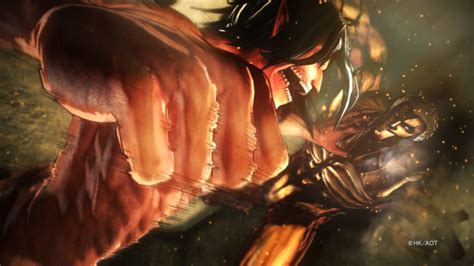 attack on titan 2 attack on titan 2 announced will release in early 2018