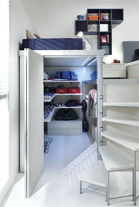 storage closet under bunk bed intersafe top 30 teenage bedroom ideas renoguide