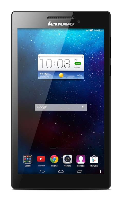 Tablet Lenovo 2 Ram lenovo a7 30f tab 2 7 quot tablet 1gb ram 16gb memory android 4 4 black a ebay