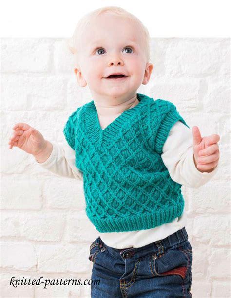 knitting top baby tank top knitting pattern free