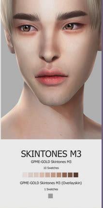 goppols  skintones  sims  downloads