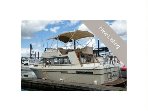 bayliner bodega boats for sale bayliner 4050 bodega in florida power boats used 75499