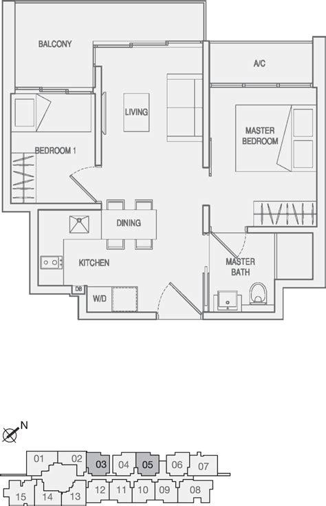residential floor plans eon shenton floor plan residential a2
