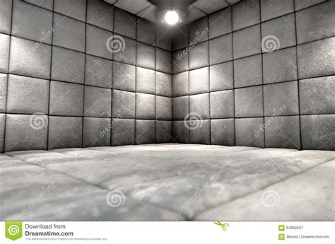 padded white room padded cell stock illustration image of room padded 64869587