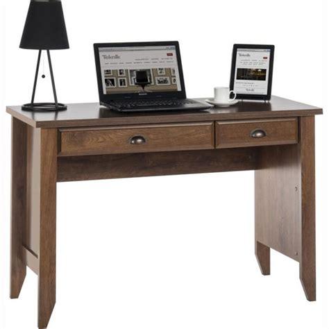 augusta home office laptop desk in oak 28554