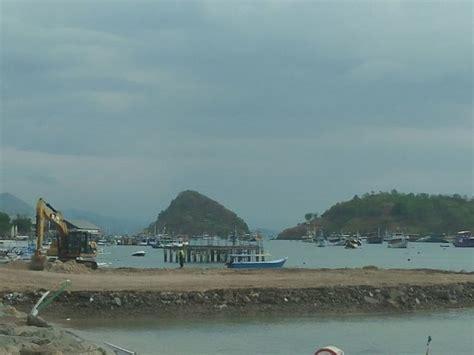 reklamasi kampung ujung atas izinan gubernur floresaco