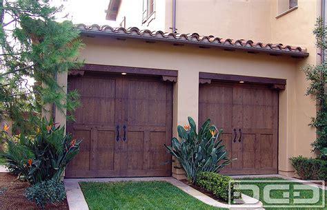 California Dream 05 Custom Architectural Garage Door California Overhead Door