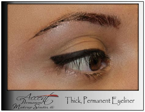 permanent makeup eyeliner style guru fashion glitz