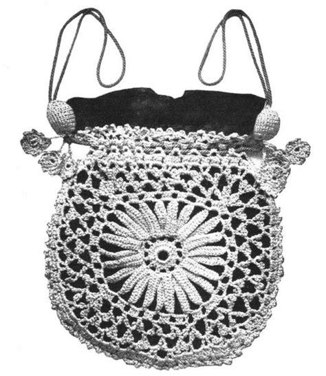 pattern for vintage purse purse crochet pattern princess louise crochet bag or opera