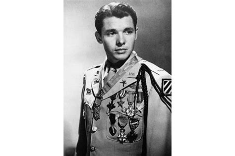 Audie Murphy Story by Audie Murphy Earns Medal Of Honor The American Legion S