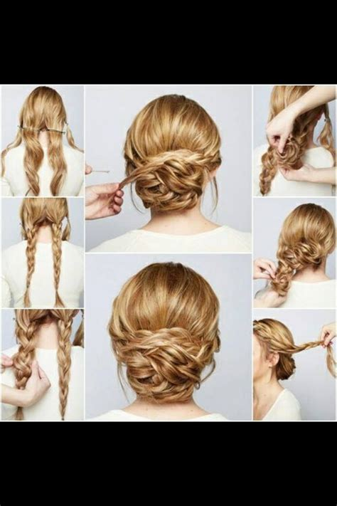 Step By Step Braided Hairstyles by Braided Hairstyles Step By Step Musely