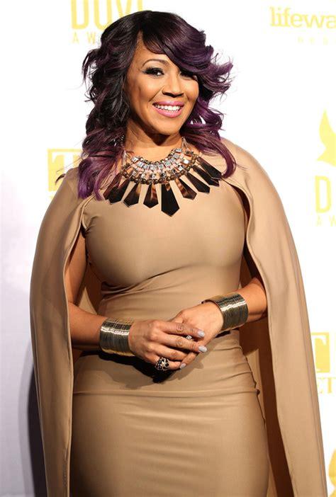 hair weave advertised on yolonda adams morning show trend alert erica cbell rocks purples hair at dove