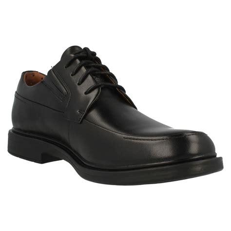 Sepatu Clark Active Air mens clarks active air formal lace up shoes drexlar time ebay