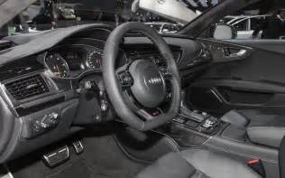 Audy Rs7 2014 Audi Rs7 Interior Photo 7
