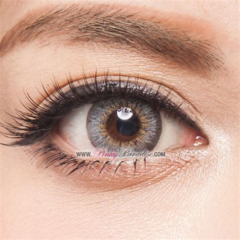 gray colored contacts g g shinny grey circle lenses colored contacts