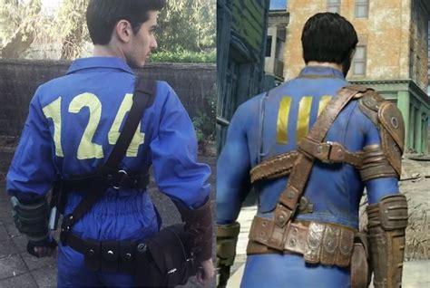 how to make a fallout 4 costume leather belt set w o