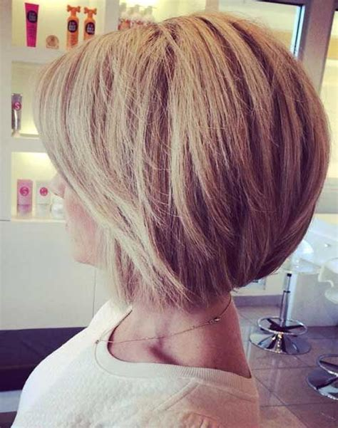 changing from a bob hairstyle back view of bob haircuts the best short hairstyles for