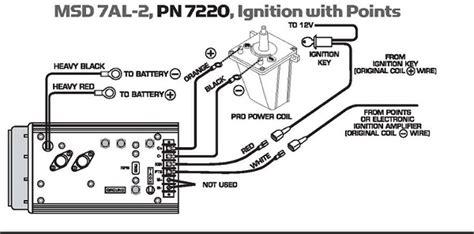 msd 7al 2 wiring diagram honda civic ignition wiring