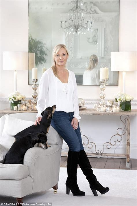 Home Interiors Company The White Company S Chrissie Rucker Was A Dropout