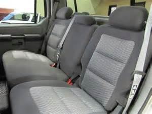 Ford Explorer Seat Covers 2004 Ford Explorer Sport Trac Seat Covers