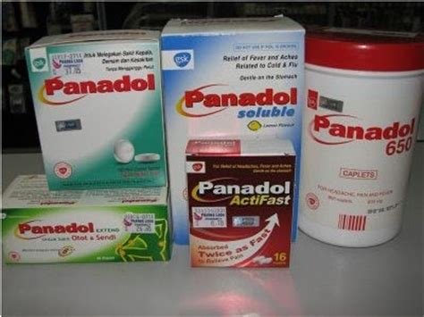 Panadol With Optizorb Analgesic Sakit Gigi Kepala unpredictable terlebih panadol pun parah