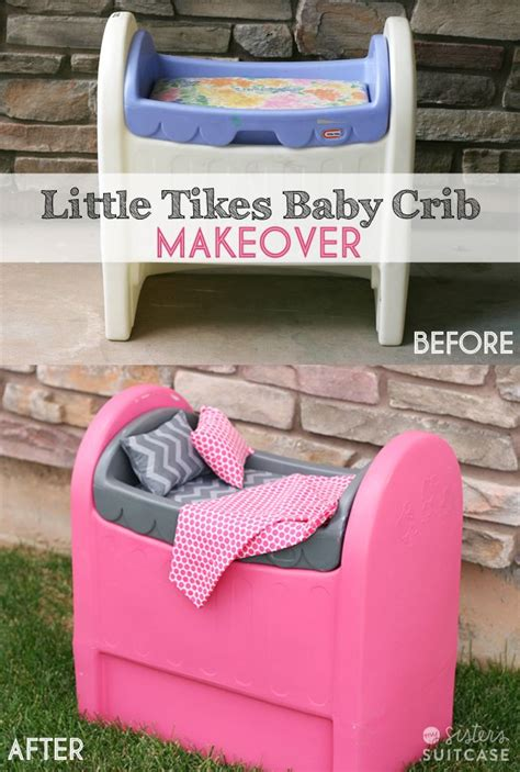 Tips For Spray Painting Plastic Furniture Like Little Spray Paint Baby Crib