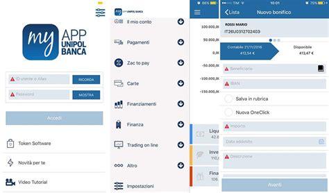 Unipol Banca Conto On Line by L App Ufficiale Di Banca Unipol Arriva Su Windows Phone